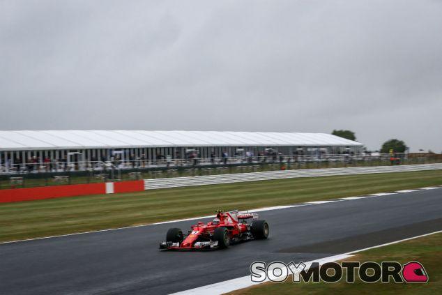 Ferrari en el GP de Gran Bretaña F1 2017: Sábado - SoyMotor.com