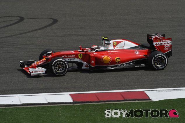 Räikkönen es optimista pese al mal comienzo de Ferrari en el mundial - LaF1