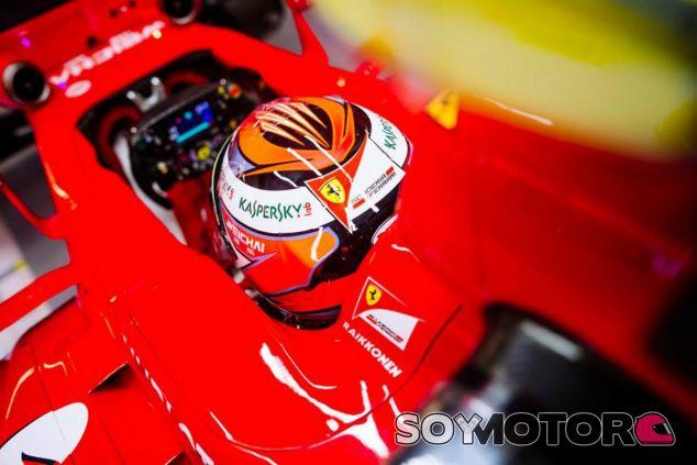 Kimi Räikkönen asegura que Ferrari ha cambiado mucho este año - LaF1