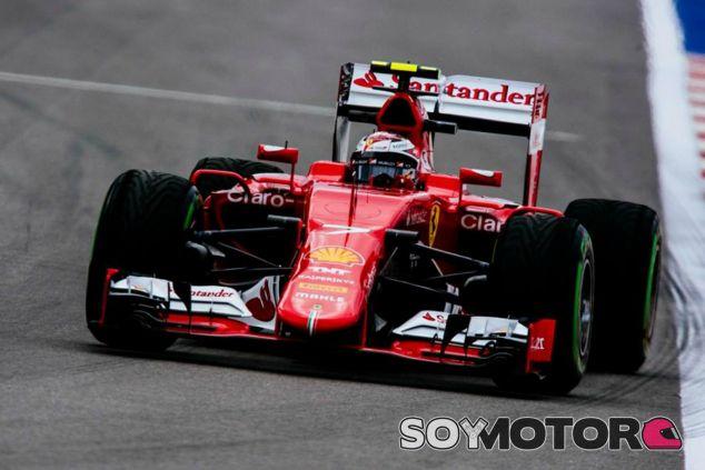 Kimi Räikkönen, pesimista para la temporada 2016 - LaF1