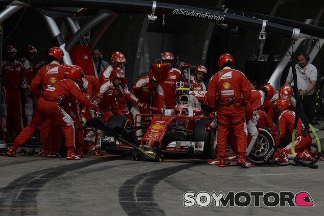 Ferrari se ve con posibilidades de ganar - LaF1