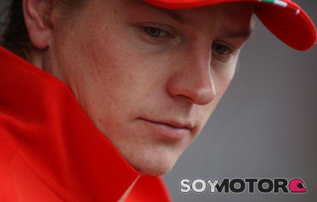 """Domenicali: """"No habrá ningún problema con la lesión de Räikkönen"""""""