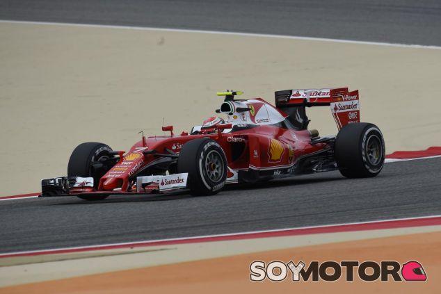Räikkönen, sin problemas en su Ferrari - LaF1