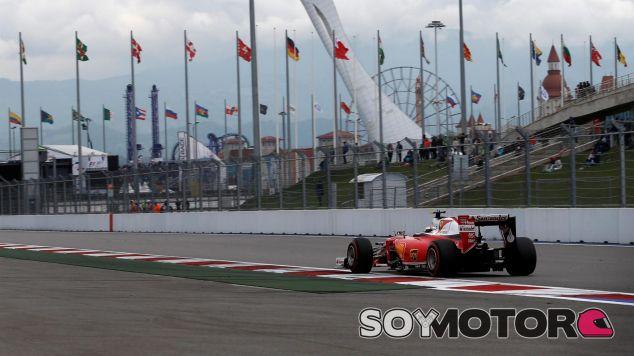 Kimi Räikkönen saldrá desde la tercera posición - LaF1