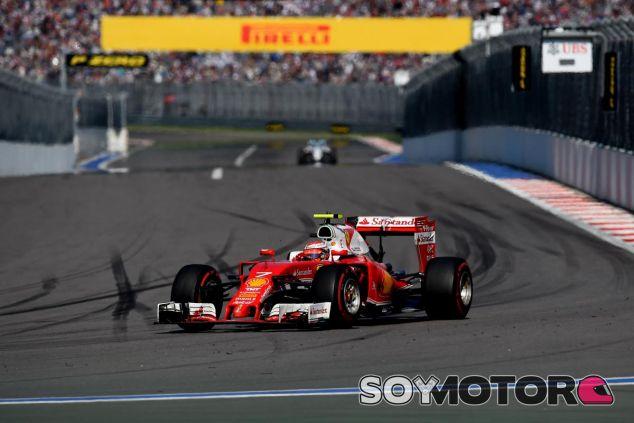 Räikkönen cree que se puede recortar distancias con Mercedes - LaF1