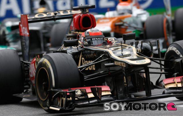 Kimi Räikkönen durante el Gran Premio de Italia - LaF1