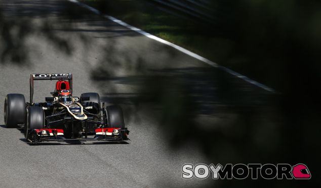 Kimi Räikkönen ayer en Monza - LaF1