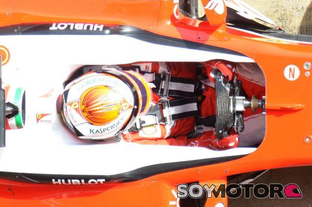 Test F1 en Barcelona: Día 3 minuto a minuto - LaF1.es