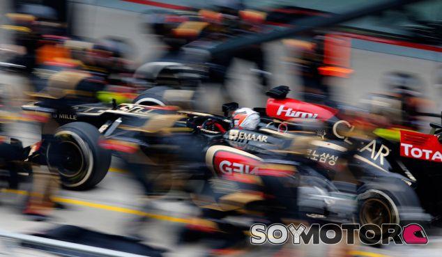 Pit stop de Kimi Räikkönen en Corea - LaF1