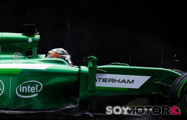 Kamui Kobayashi en el GP de Gran Bretaña - LaF1