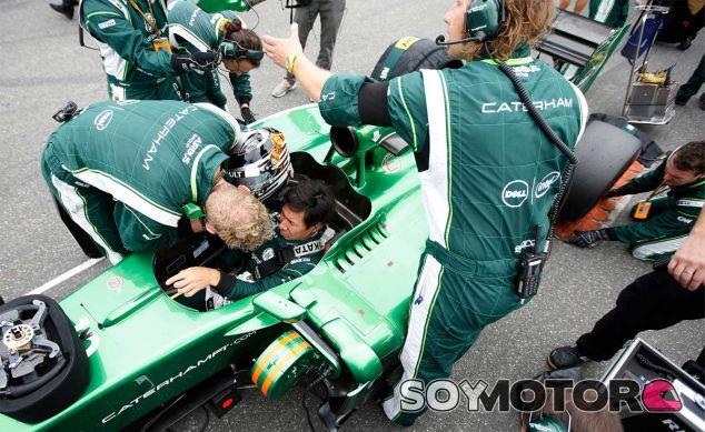 Kamui Kobayashi en Alemania - LaF1
