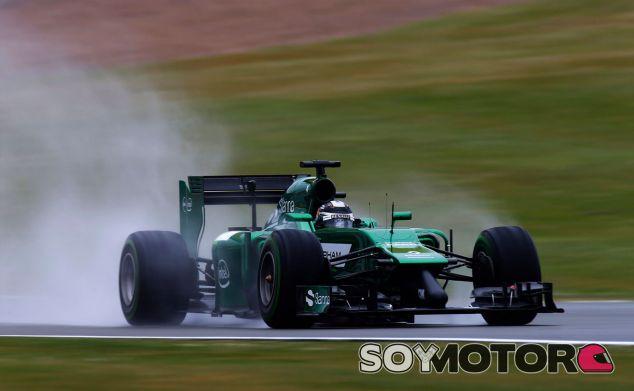 Kamui Kobayashi en Gran Bretaña - LaF1