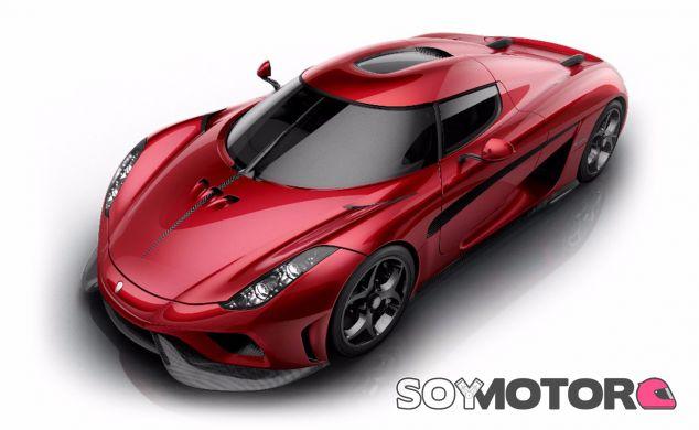 Este modelo representa el último paso antes del lanzamiento del Koenigsegg Regera - SoyMotor