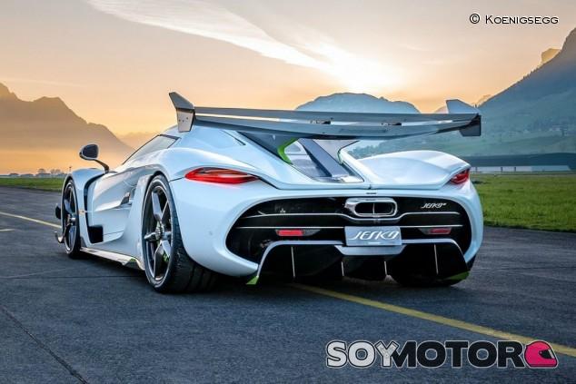 Koenigsegg Mission 500 Concept: ¿el 'coche de calle' más rápido de siempre? - SoyMotor.com