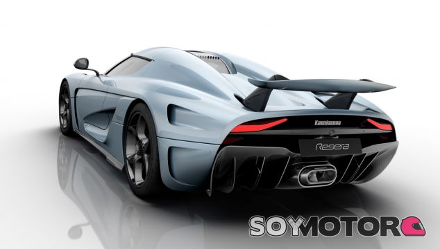 El Koenigsegg Regera es uno de los hypercars más exclusivos y deseados del mundo - SoyMotor
