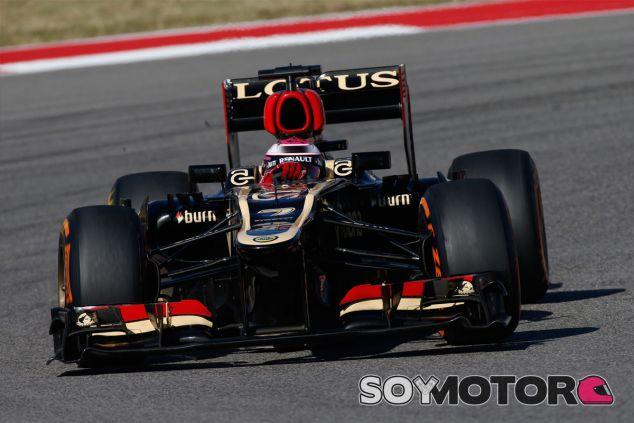Heikki Kovalainen en el Circuito de las Américas - LaF1