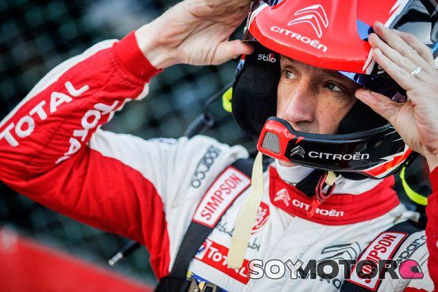 Citroën castiga a Kris Meeke por sus malos resultados - SoyMotor.com
