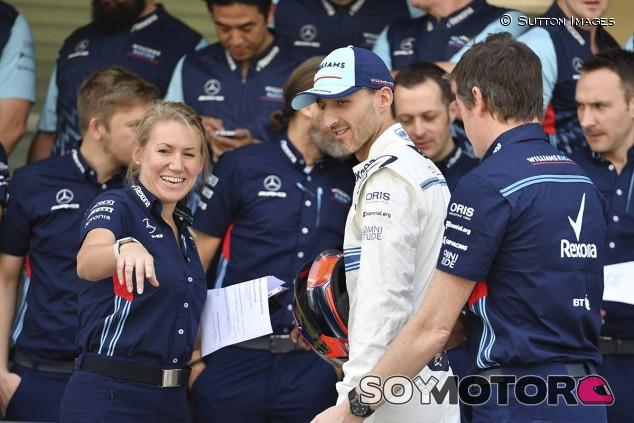 """Kubica: """"Los novatos como Russell llegan mejor preparados a la F1"""" - SoyMotor.com"""