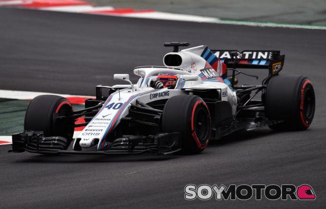 Robert Kubica en los test invernales - SoyMotor.com