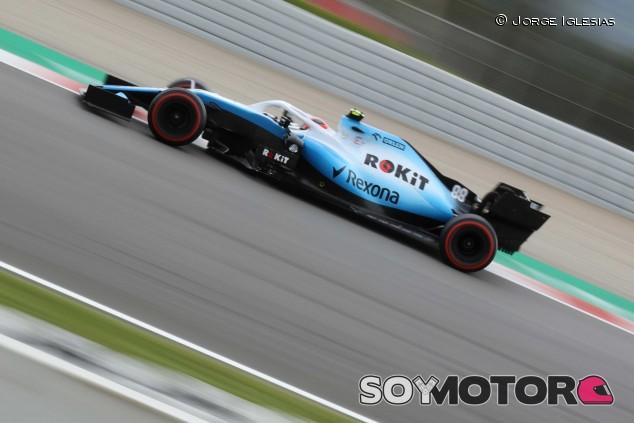 Williams en el GP de España F1 2019: Sábado - SoyMotor.com