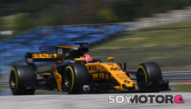 Kubica sorprendió en Hungría -  SoyMotor