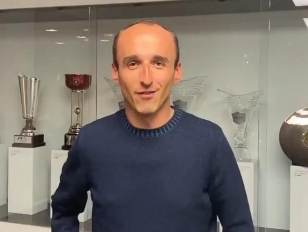 Robert Kubica en Hinwil - SoyMotor.com