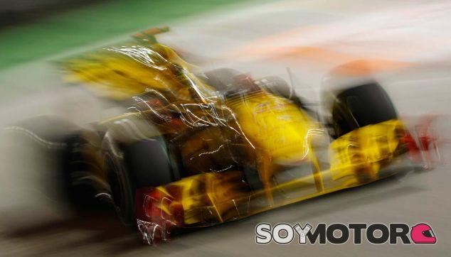 Kubica no está en la lista de Renault, según Abiteboul - SoyMotor.com