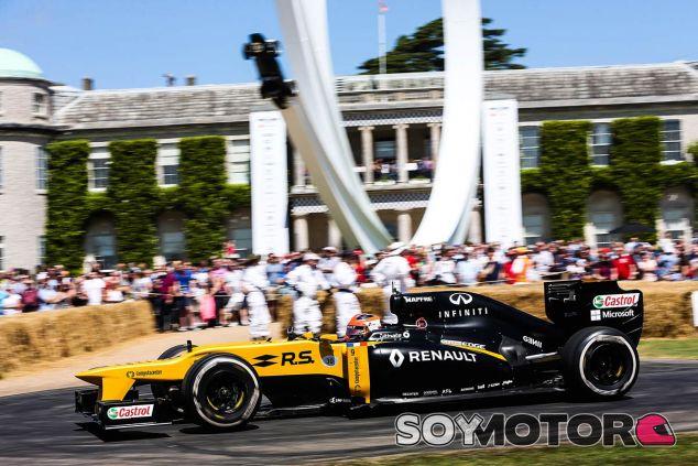 Robert Kubica en Goodwood - SoyMotor