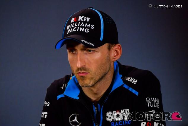 """Kubica: """"No tiene sentido perder la energía pensando que es un momento difícil"""" - SoyMotor.com"""
