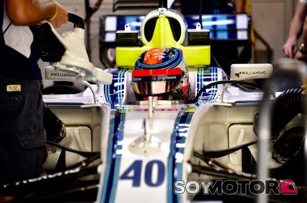 Robert Kubica en Yas Marina - SoyMotor.com