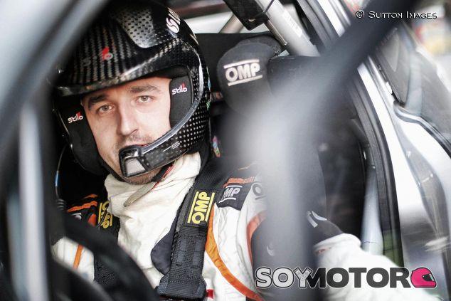 Robert Kubica en una imagen de archivo - SoyMotor