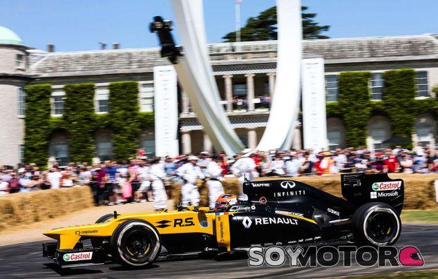 Kubica se subirá al RS17 en los tests postcarrera de Hungría - SoyMotor.com