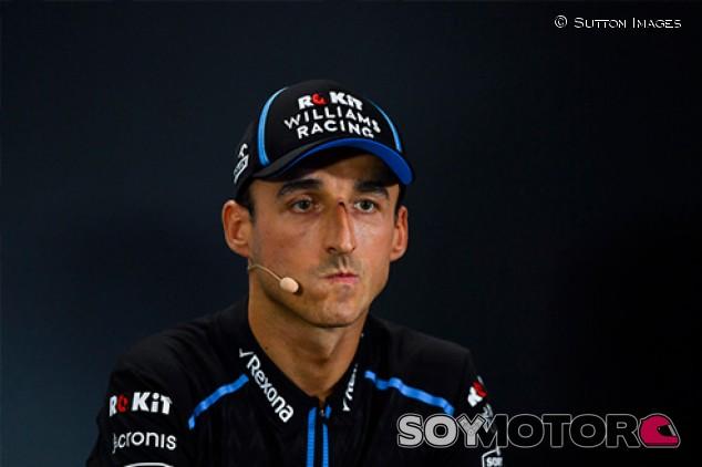 """Kubica: """"Me sorprendería mucho no pilotar el próximo año"""" - SoyMotor.com"""