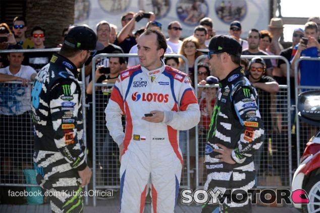 Robert Kubica, cerca a un retorno a los monoplazas - LaF1
