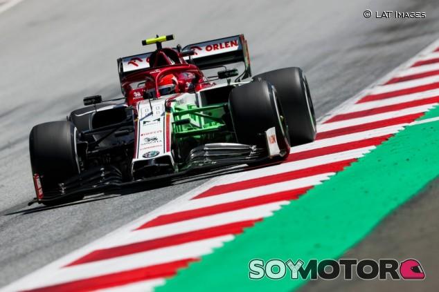 Alfa Romeo en el GP de Estiria F1 2020: Viernes - SoyMotor.com