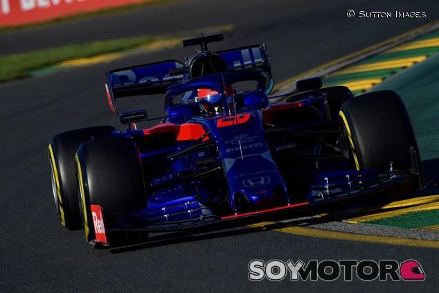Aleshin confía en el regreso de Kvyat a Red Bull - SoyMotor.com