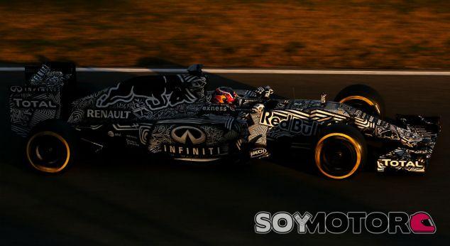 Daniil Kvyat, hoy en Barcelona - LaF1