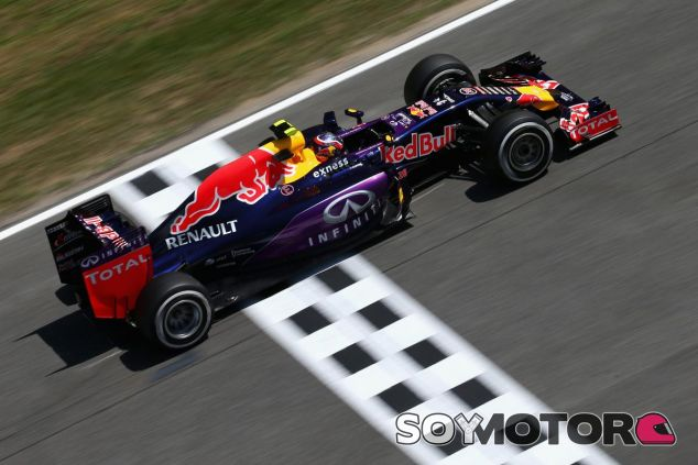 Daniil Kvyat en Barcelona - LaF1.es