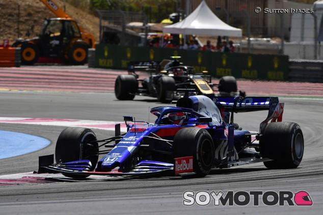 Toro Rosso en el GP de Francia F1 2019: Domingo - SoyMotor.com