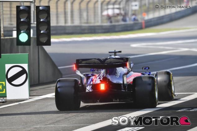 Toro Rosso en el GP de China F1 2019: Viernes - SoyMotor.com