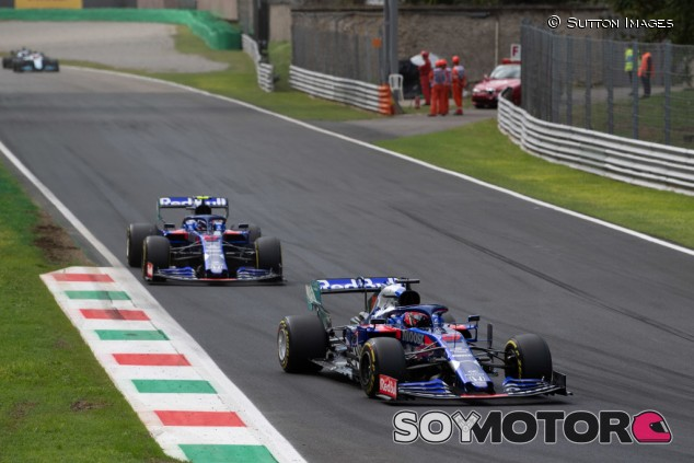 Toro Rosso en el GP de Singapur F1 2019: Previo - SoyMotor.com