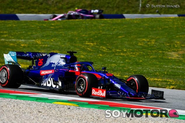 Toro Rosso en el GP de Gran Bretaña F1 2019: Previo - SoyMotor.com