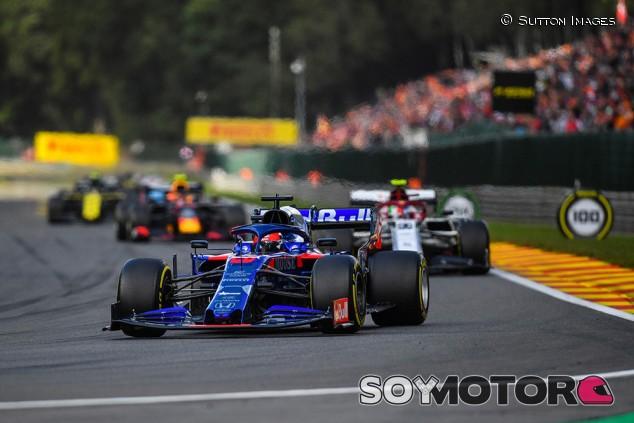 Toro Rosso en el GP de Bélgica F1 2019: Domingo - SoyMotor.com