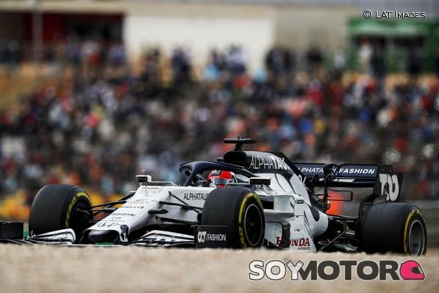 """Los cinturones de Kvyat """"no estaban desabrochados"""" en Portugal, según la FIA - SoyMotor.com"""