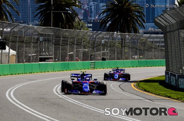 Toro Rosso en el GP de Australia F1 2019: Viernes - SoyMotor.com