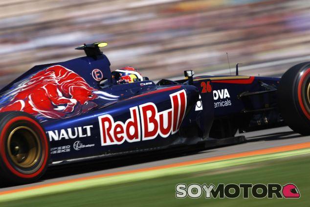 Toro Rosso en el GP de Alemania F1 2014: Sábado