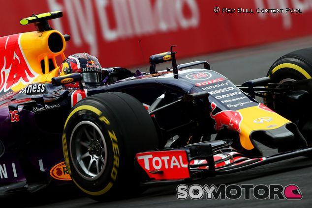 Daniil Kvyat en México - LaF1