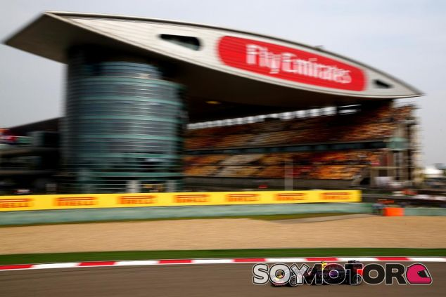 Daniil Kvyat en China - LaF1