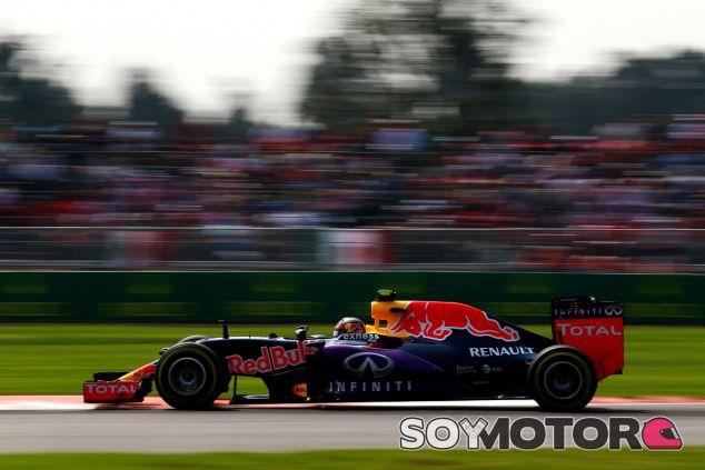 Kvyat tiene el volante asegurado si Red Bull sigue en la Fórmula 1 - LaF1