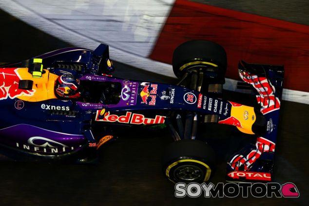 Daniil Kvyat espera un año más fuerte de Red Bull en 2016 - LaF1